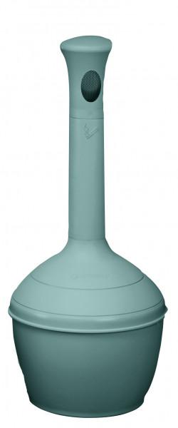 Standascher Premium aus Polyethylen, grau Inhalt: 15 Liter, Polyethylen