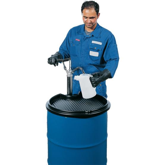 Sicherheits-Abfülldeckel (LDPE), Polyethylen