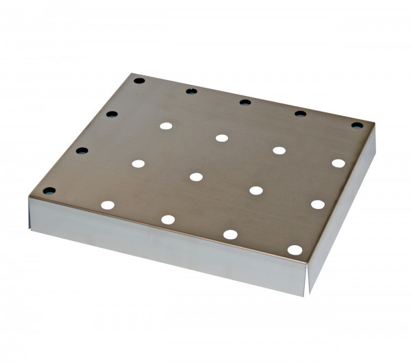 Lochblecheinsatz Standard für Modell(e): CS mit Breite 545 mm, Stahlblech verzinkt