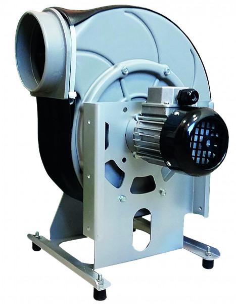 Ventilator Modell EP.VE.29421 für Gefahrstoffarbeitsplätze, Polypropylen