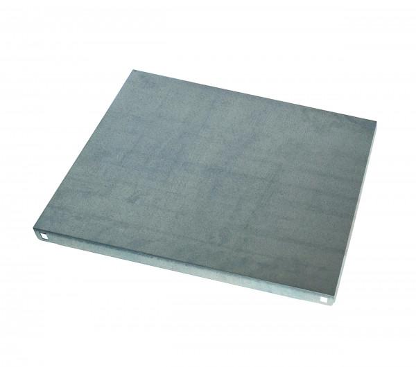 Fachboden Standard für Modell(e): CS mit Breite 1055 mm, Stahlblech verzinkt