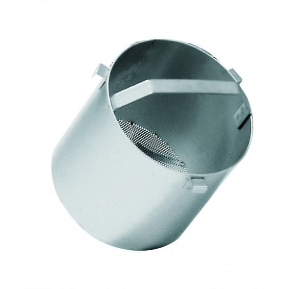 Teilekorb für Spülbehälter 10 L aus Edelstahl, Stahlblech