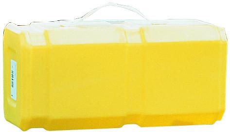 Aufbewahrungsbox 190 x 475 x 210 mm für Abdichtmatte 9902, Polyethylen