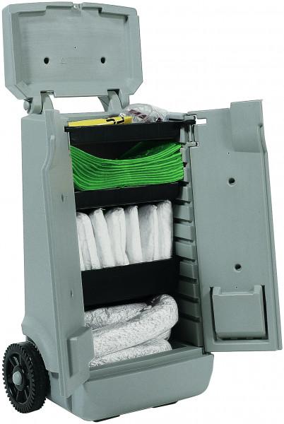 Sorbents Universal Transportwagen 37l/VE 410 x 590 x 950 (BxTxH), Polyethylen