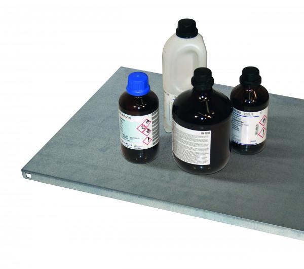 Fachboden Standard für Modell(e): CS mit Breite 810 mm, Stahlblech verzinkt
