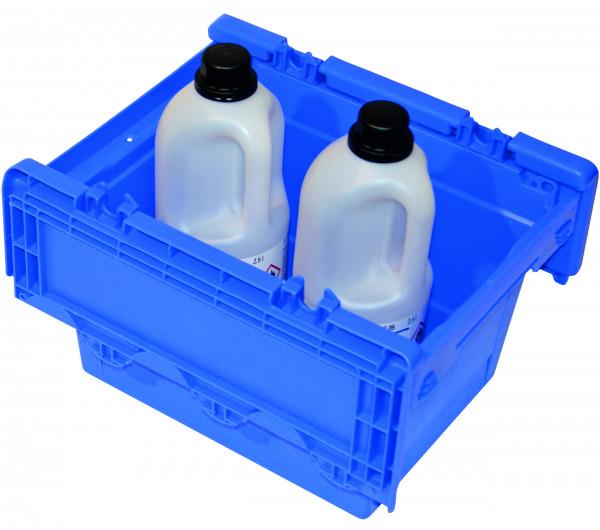 Chemikalienbox für Modell(e): (alle Modelle), Polypropylen roh