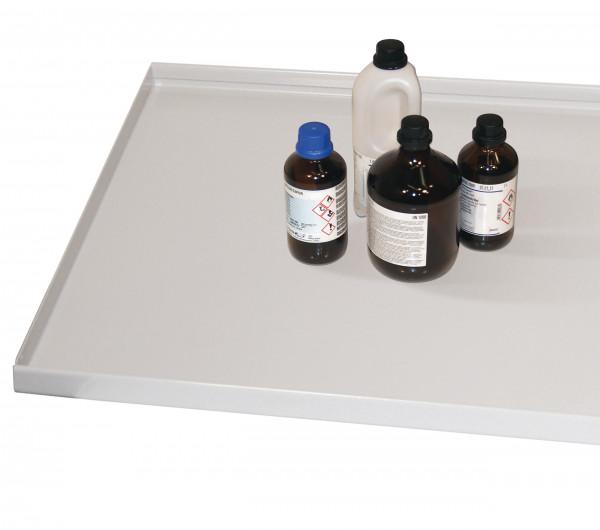 Fachboden Standard für Modell(e): XL90 mit Breite 1555 mm, Stahlblech pulverbeschichtet glatt
