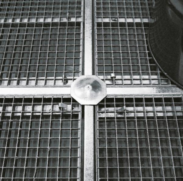 Kreuzverbinder Stahl verzinkt 130 x 130, Stahl verzinkt