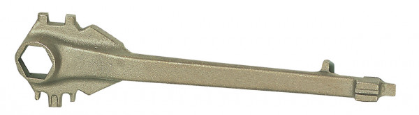 Fassschlüssel Universal Ex-Ausführung, Bronze