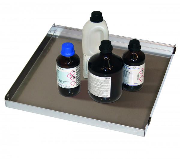 Fachboden Standard für Modell(e): Q90, S90 mit Breite 600 mm, Edelstahl 1.4301 roh