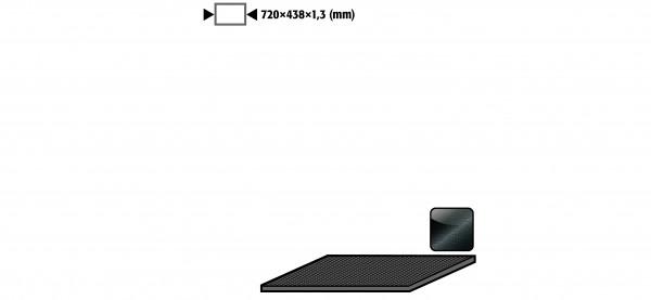 Antirutschmatte für Modell(e): UB90 UB30 mit Breite 890/1400 mm