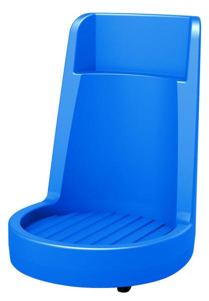 Fassroller Polyethylen mit Schiebebügel, Polyethylen