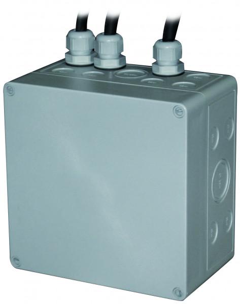 Leistungsschaltglied für Kleinradialventilator