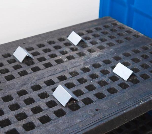 Gitterrost PE als Zwischenboden für Depot 18451, Polyethylen