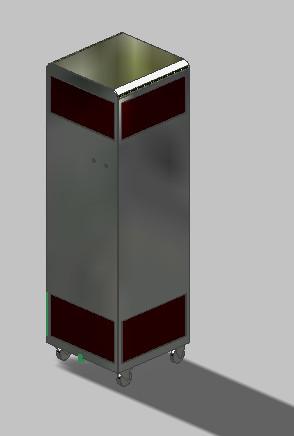 Air cleaner plus: Reinigung von Raumluft von Viren, Bakterien und Feinstaub, komplette Luftumwälzung in Räumen von 100 m2 - 200 m2 alle 6-12 Minuten.