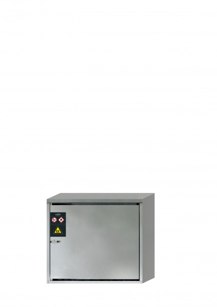 Flüssiggasflaschenschrank G-PG Modell GPG.075.084, WDL BxTxH(mm) 460x400x750, Stahlblech verzinkt