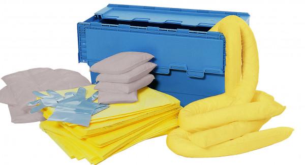 Sorbents Spezial Mobilbox 63l/VE 610 x 400 x 340 (BxTxH), Polyethylen