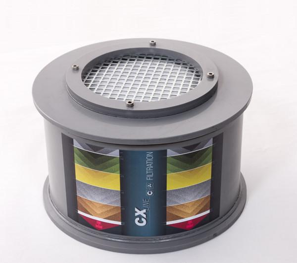 Aktivkohle-Neufilter für Modell(e): CX, SLX mit Breite 600/810 mm, Aktivkohle
