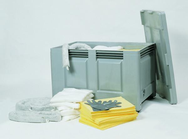 Sorbents Spezial Transportbox 323l/VE 1200 x 800 x 760 (BxTxH), Polyethylen