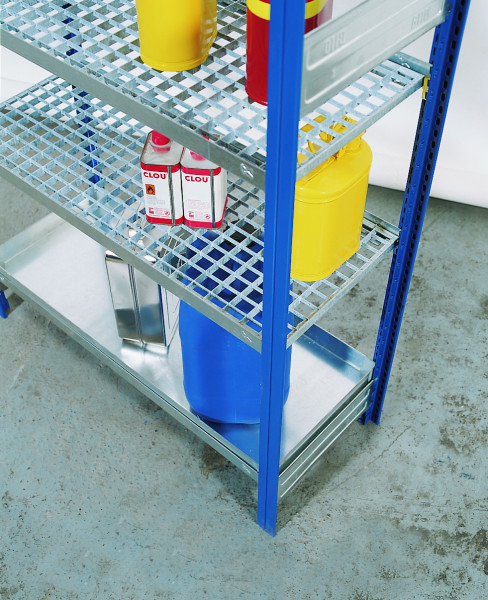 Zusätzliche Lagerebene (Gitterrost) für Typ REG/REG-B/RSG-V 1364, Stahl verzinkt