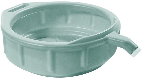 AltÖl- und Kühlflüssigkeitswanne PE Grau, 19 L, Polyethylen