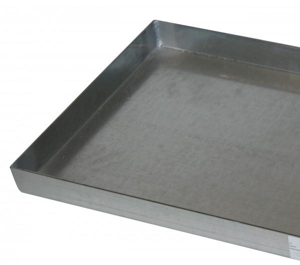 Bodenauffangwanne STAWA-R (Volumen: 22,00 Liter) für Modell(e): UB90, UB30 mit Breite 1100 mm, Edelstahl 1.4301 roh
