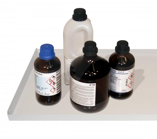 Fachboden Standard für Modell(e): Q90, S90 mit Breite 900 mm, Stahlblech pulverbeschichtet glatt