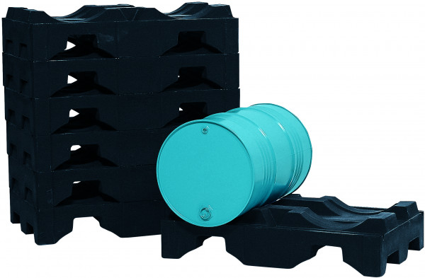 Fasspalette PE 1300x790x300, Polyethylen